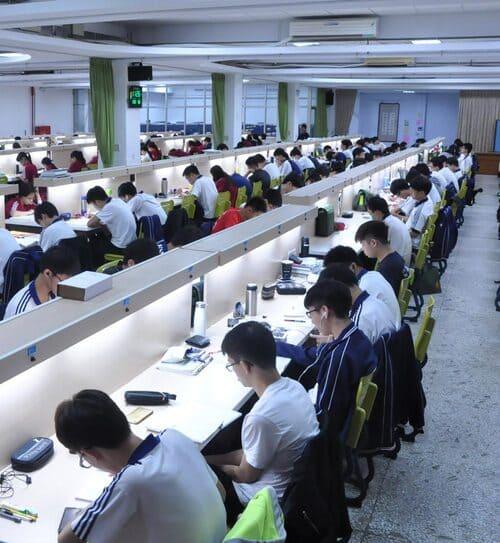 Taichung Second Senior High School